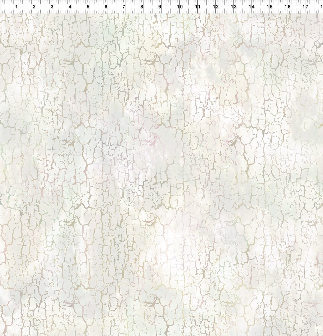 9HVN-1 Haven - Crackle - Cream by Jason Yenter for In The Beginning Fabric