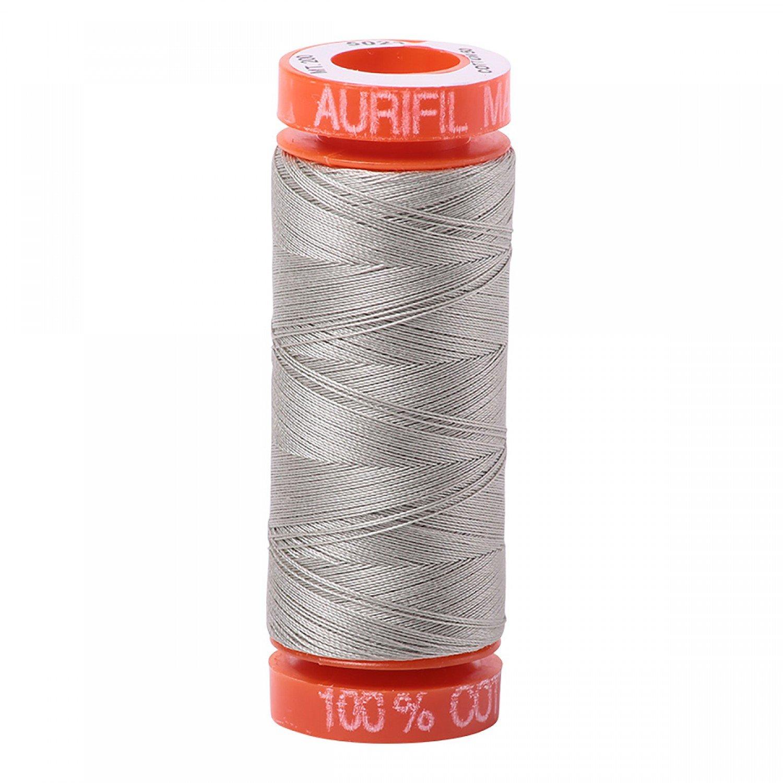 200m Cotton Mako - 5021 Light Grey