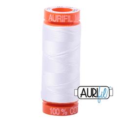 200m Cotton Mako - 2024 White