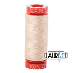 200m Cotton Mako - 2123 Butter