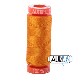 200m Cotton Mako - 2145 Yellow Orange