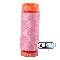 200m Cotton Mako - 2425 Bright Pink