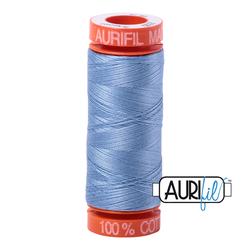 200m Cotton Mako - 2720 Light Delft Blue
