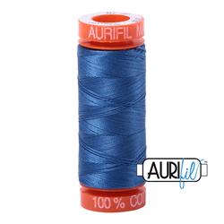 200m Cotton Mako - 2730 Delft Blue