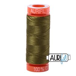200m Cotton Mako - 2887 Very Dark Olive