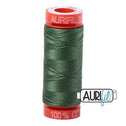 200m Cotton Mako - 2890 Very Dark Grass Green
