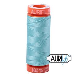 200m Cotton Mako - 5006 Light Turquoise