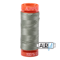200m Cotton Mako - 5019 Military Green