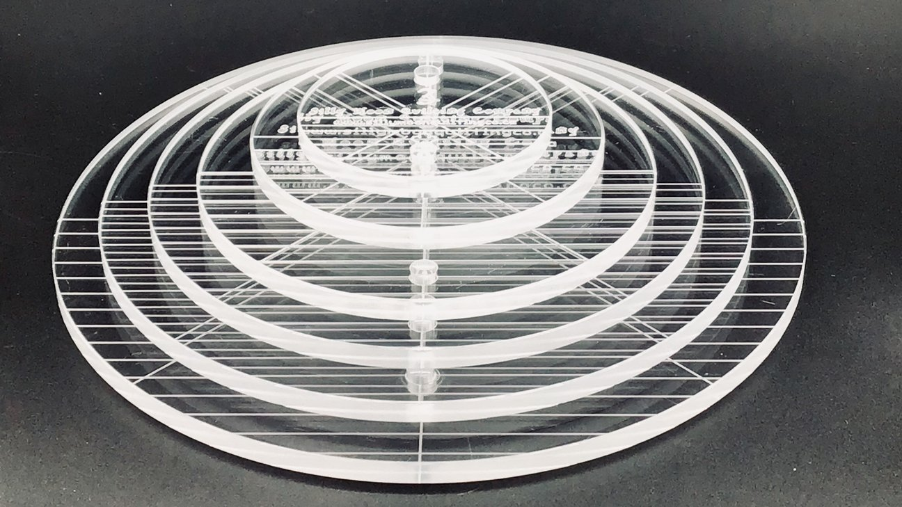 Complete 6 Piece Circle Set