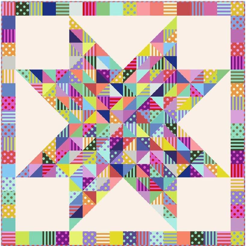 Kit - Confetti Quilt