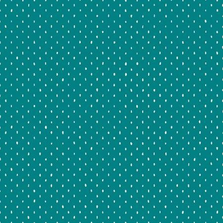3112-008 Stitch and Repeat - Teal - Cotton + Steel Basics