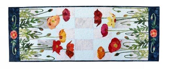 Kit - Poppy Patch Kit by Hoffman