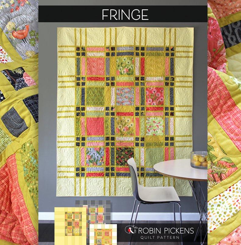 Kit - Fringe - Grey Border