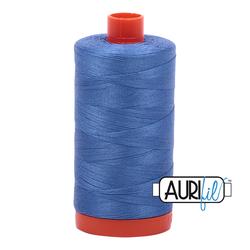 Cotton Mako - 1128 Light Blue Violet