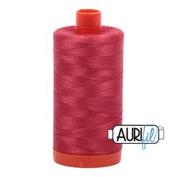 Cotton Mako - 2230 Red Peony