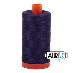 Cotton Mako - 2581 Dark Dusty Grape