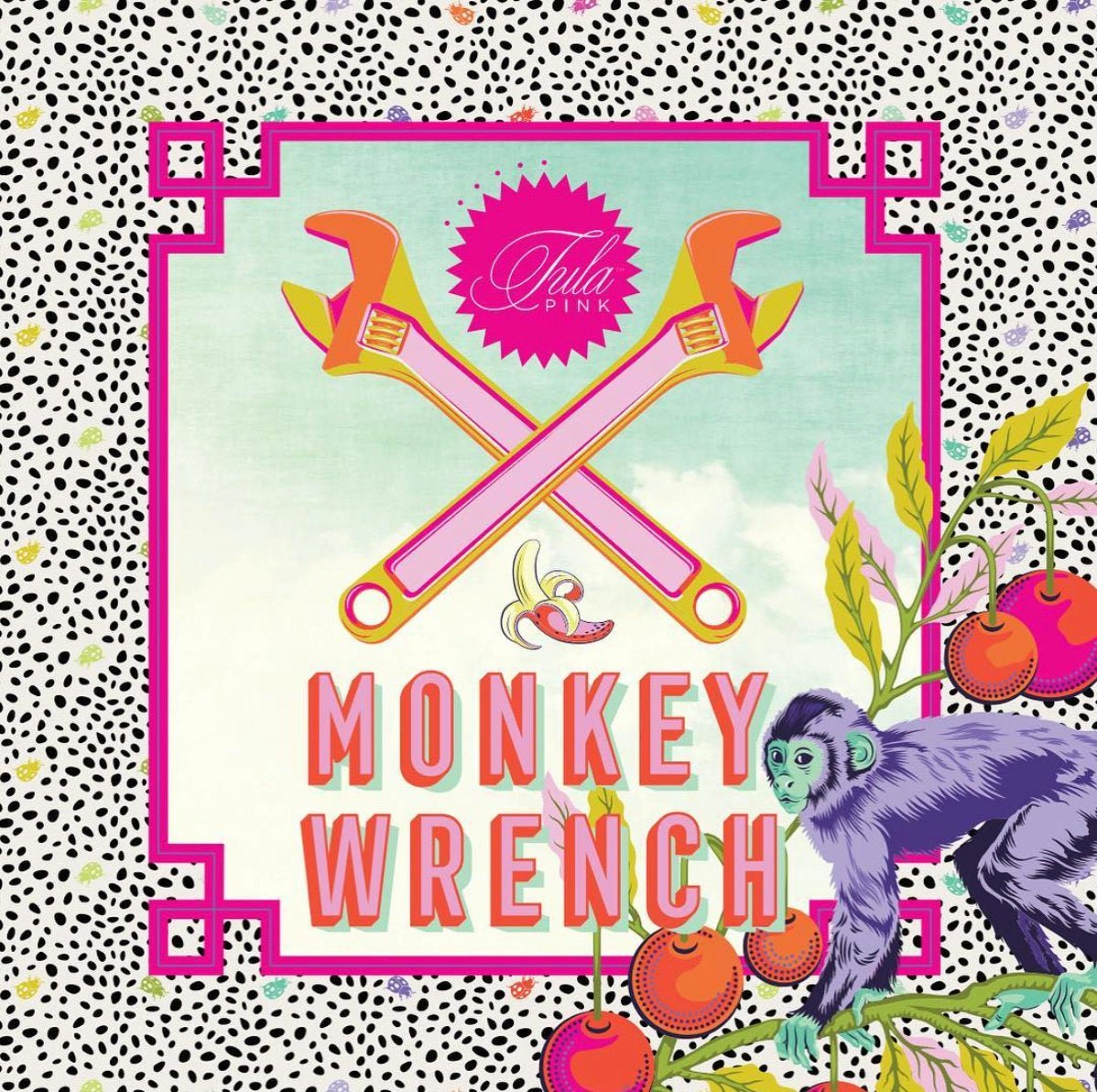 FQ Bundle (19pc) Monkey Wrench by Tula Pink for Free Spirit
