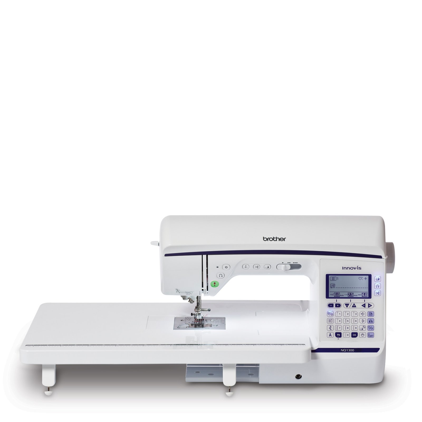 Brother - Designer NQ1300 Sewing Machine