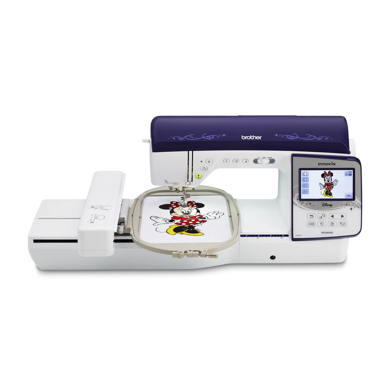 Brother - Fashionista 2 Sewing Quilting and Embroidery Machine