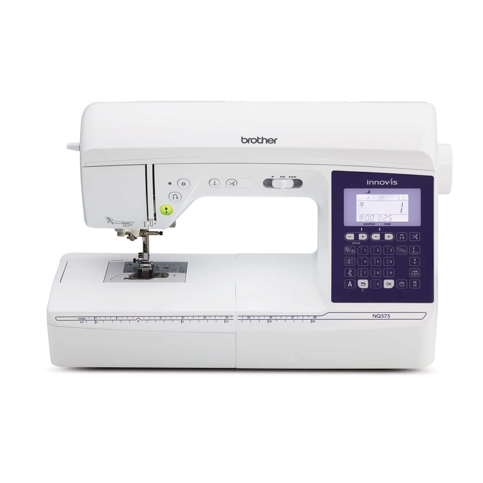 Brother Trendsetter 2 NQ575 Sewing Machine