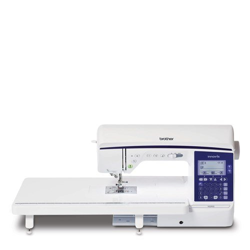 Brother - The Stylist NQ900 sewing and quilting machine