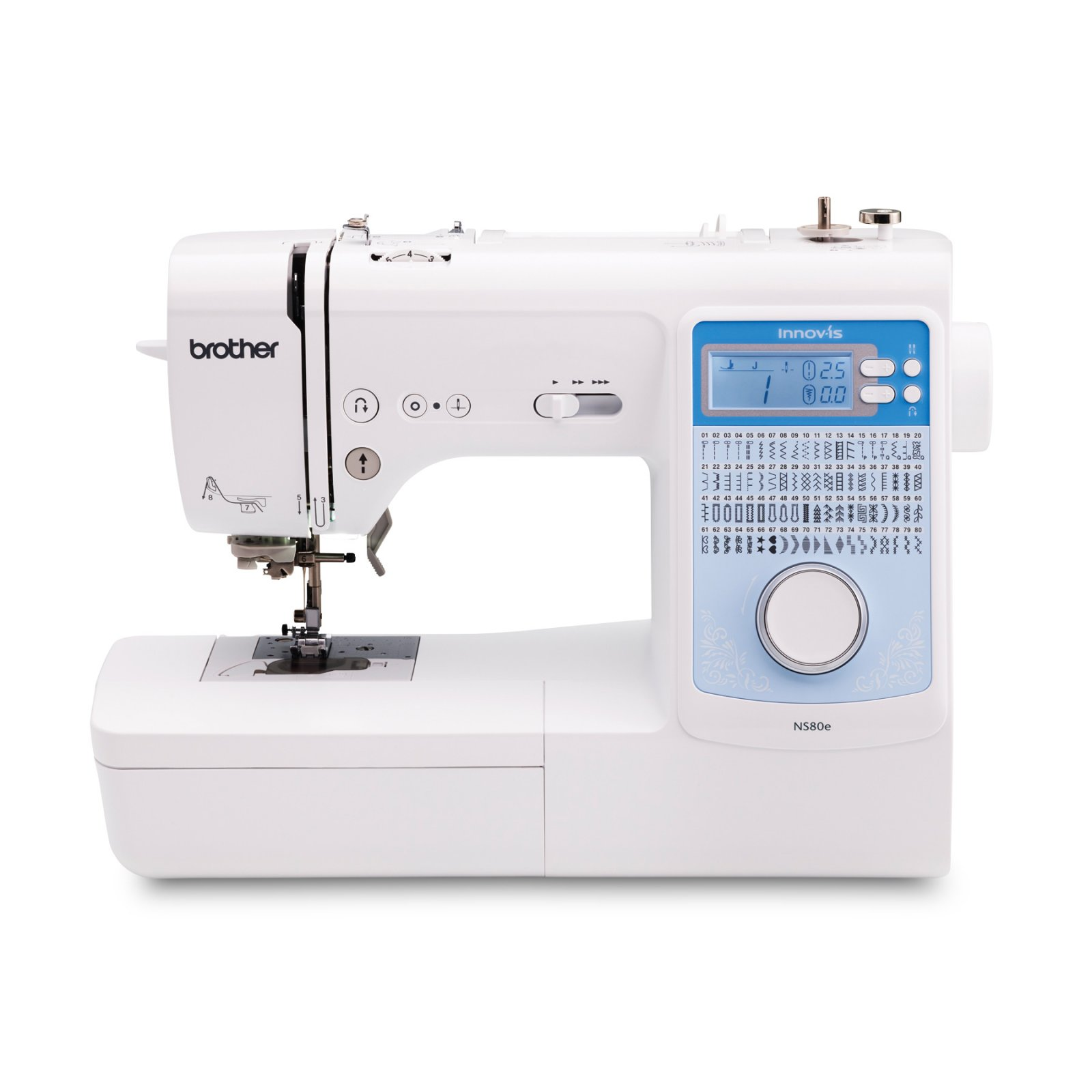 Brother - Design Star 2 NS80e Sewing Machine