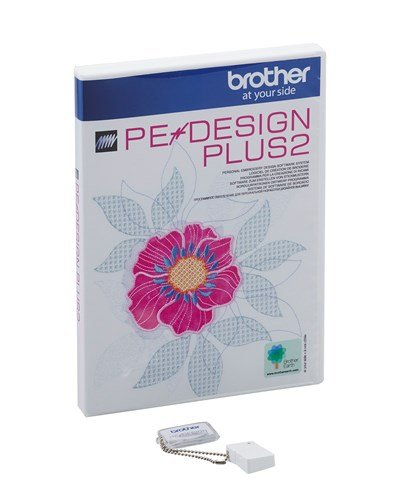 Brother - PE-Design Plus2 Embroidery Software