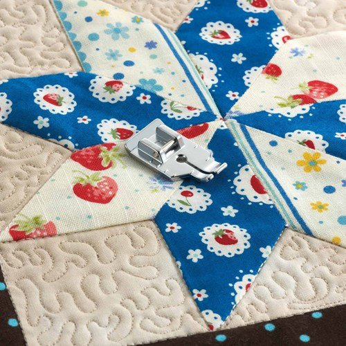 Brother - 1/4 Inch Piecing Foot
