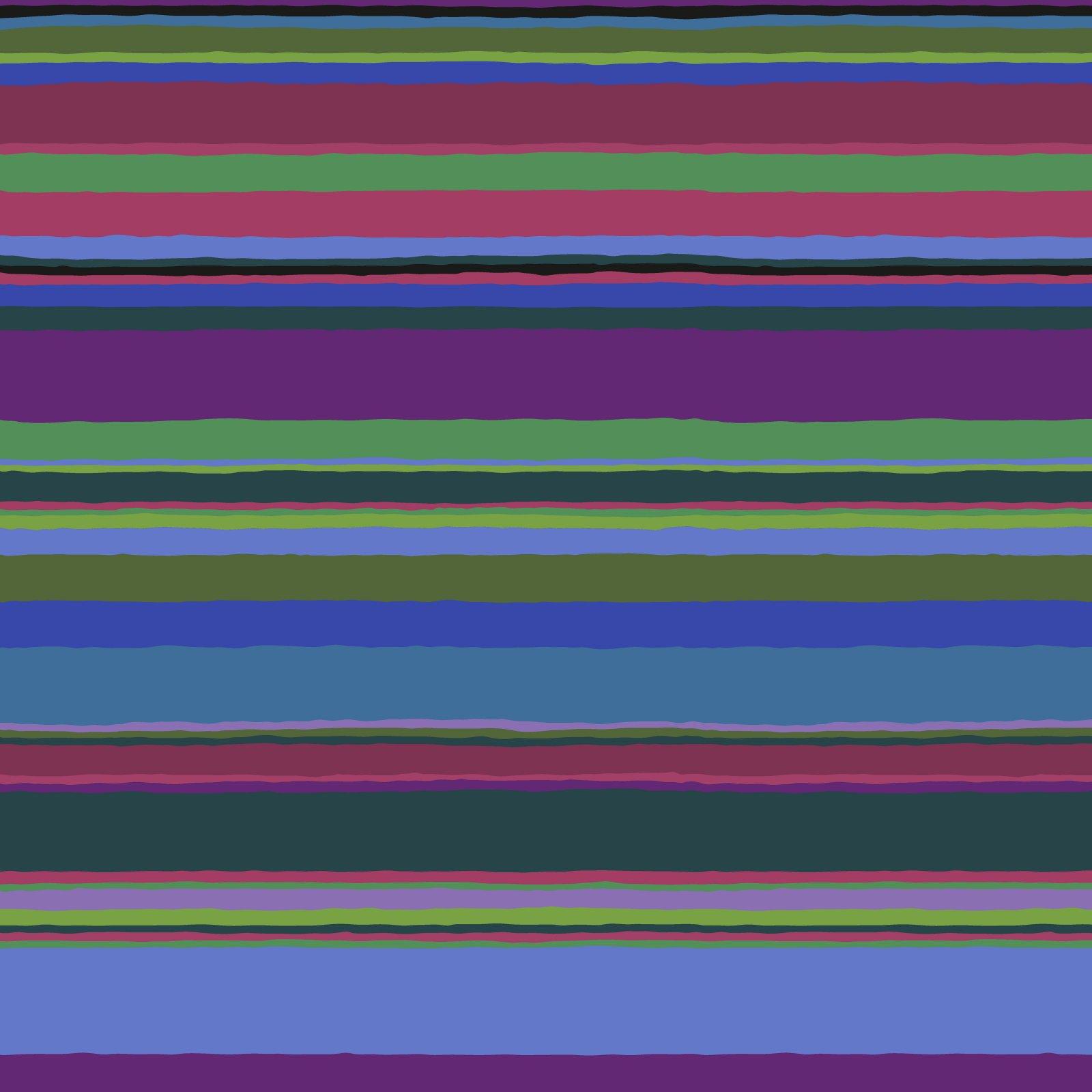 PWGP178.COLD Promenade Stripe - Cold