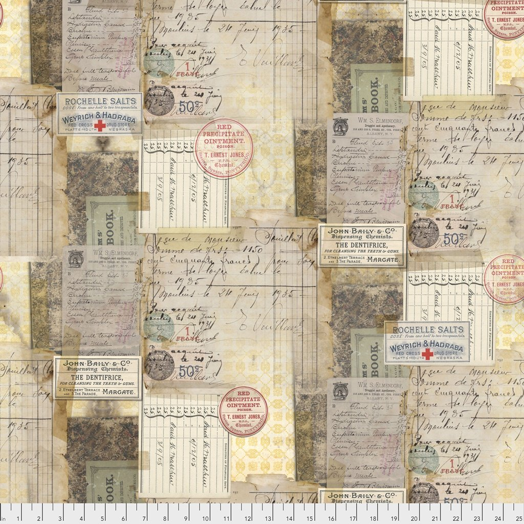 PWTH097.MULTI Pharmacy - Multi by Tim Holtz