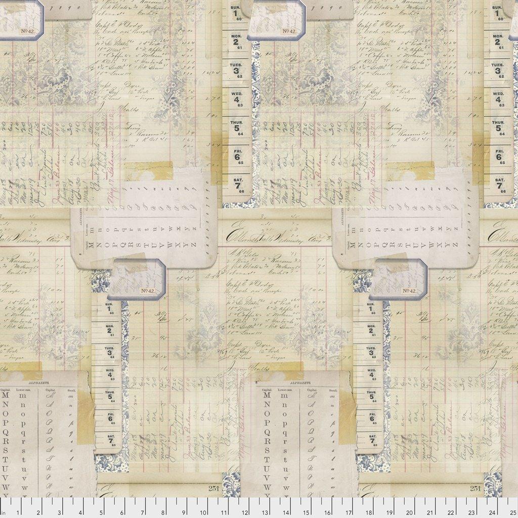 PWTH099.MULTI Calendar - Multi by Tim Holtz