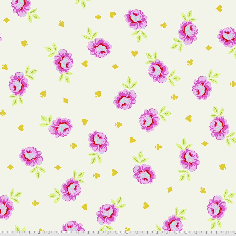 QBTP006.WONDER Wideback - Curiouser and Curiouser by Tula Pink for Free Spirit