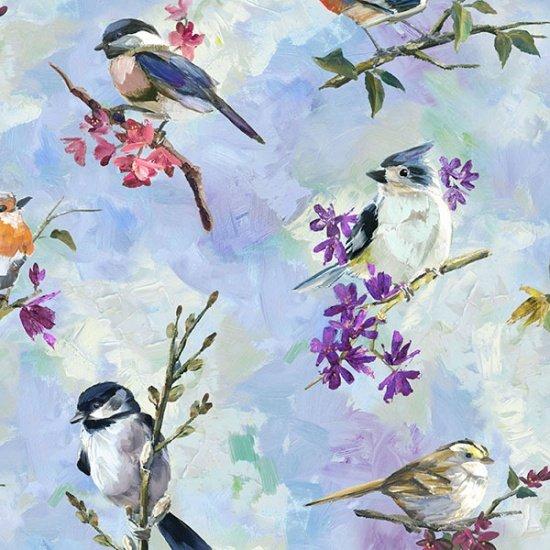 R4624-554 Treetop - Paint Impressions Digital Print by Hoffman