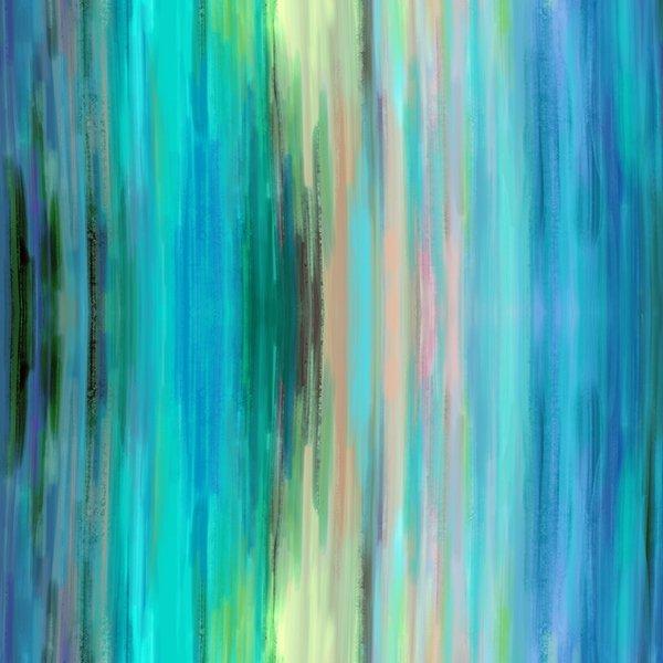 24819-73 Ocean - Meet Me In Paradise Digital Print by Hoffman