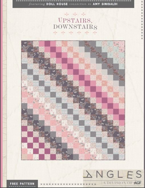Kit - Shimmer On Upstairs, Downstairs
