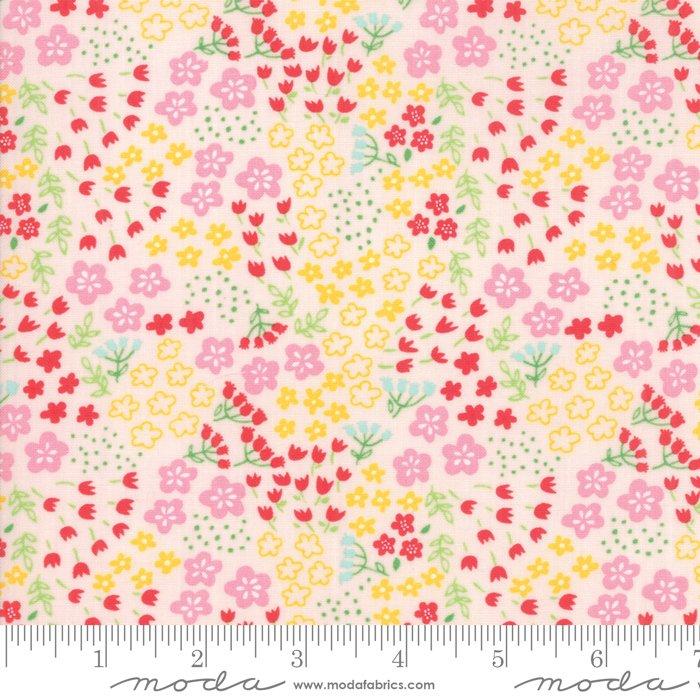 Best Friends Forever My Garden in pink by Stacy Iest Hsu