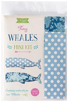 Tiny Whales Mini Kit - TIlda