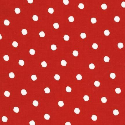 Celebrate Seuss 2-- Dots in Cherry