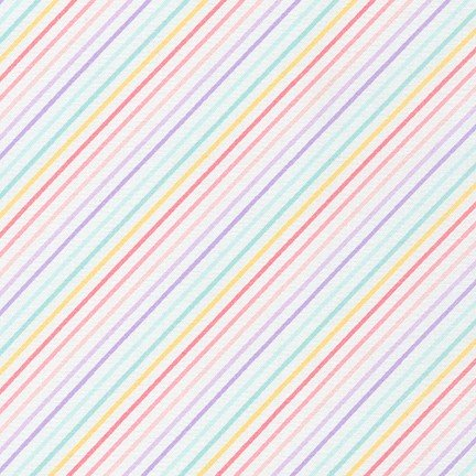 Chasing Rainbows Bias Stripe