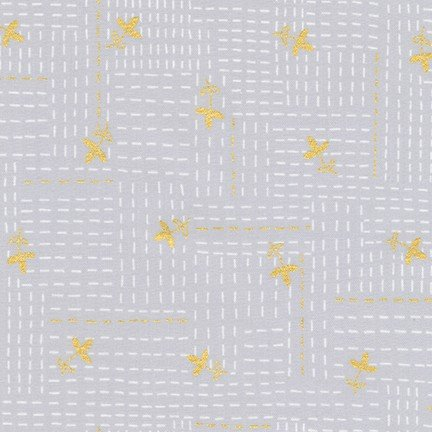 Wayside Gold Sprouts on grey