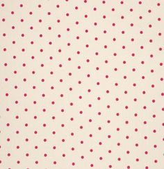 Barefoot Roses Legacy Collection Dot in Red by Free Spirit