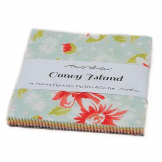 Coney Island Charm Pack by Moda