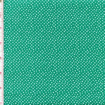 Dear Stella Mini Confetti Dots in Emerald