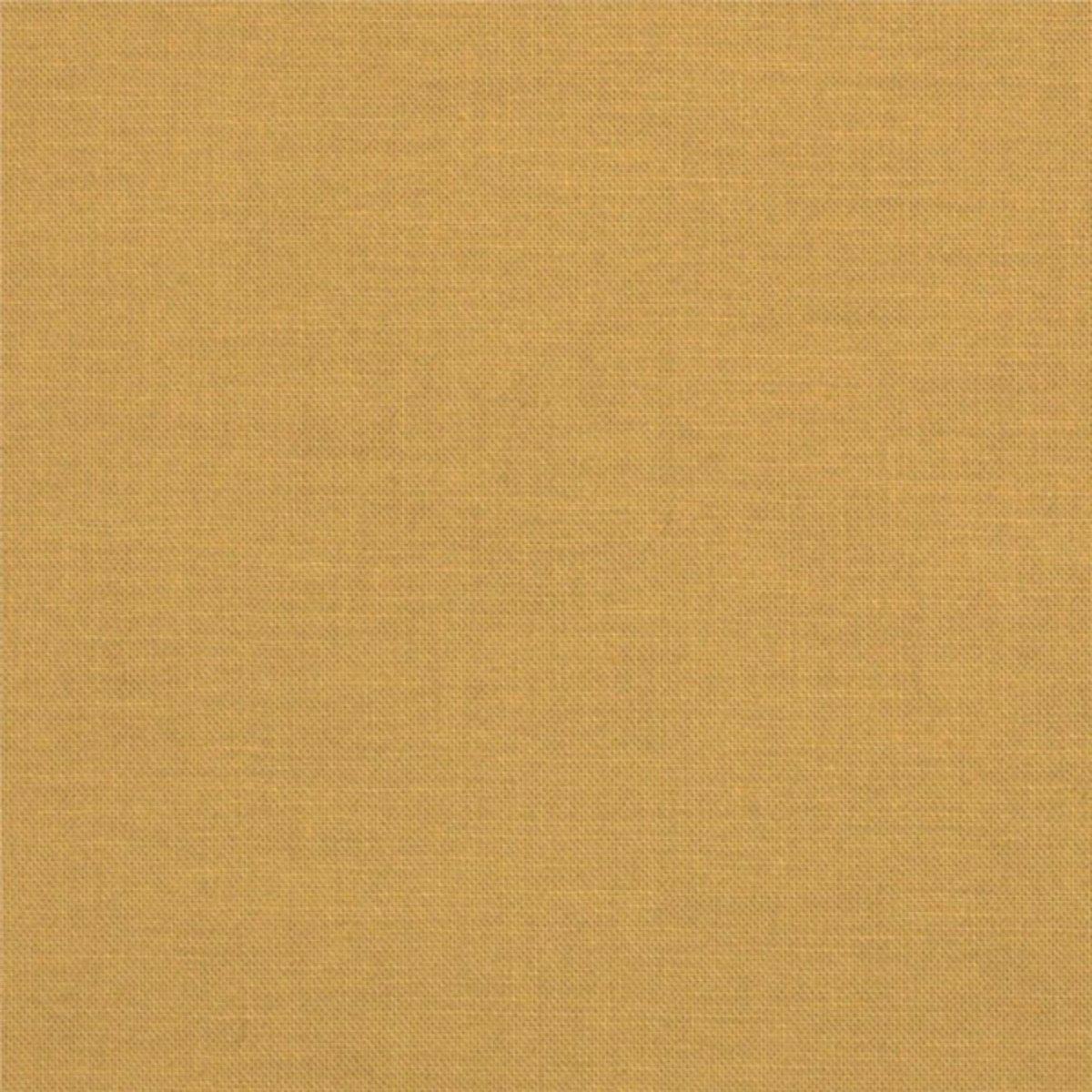 Kona Cotton in Honey by Robert Kaufman