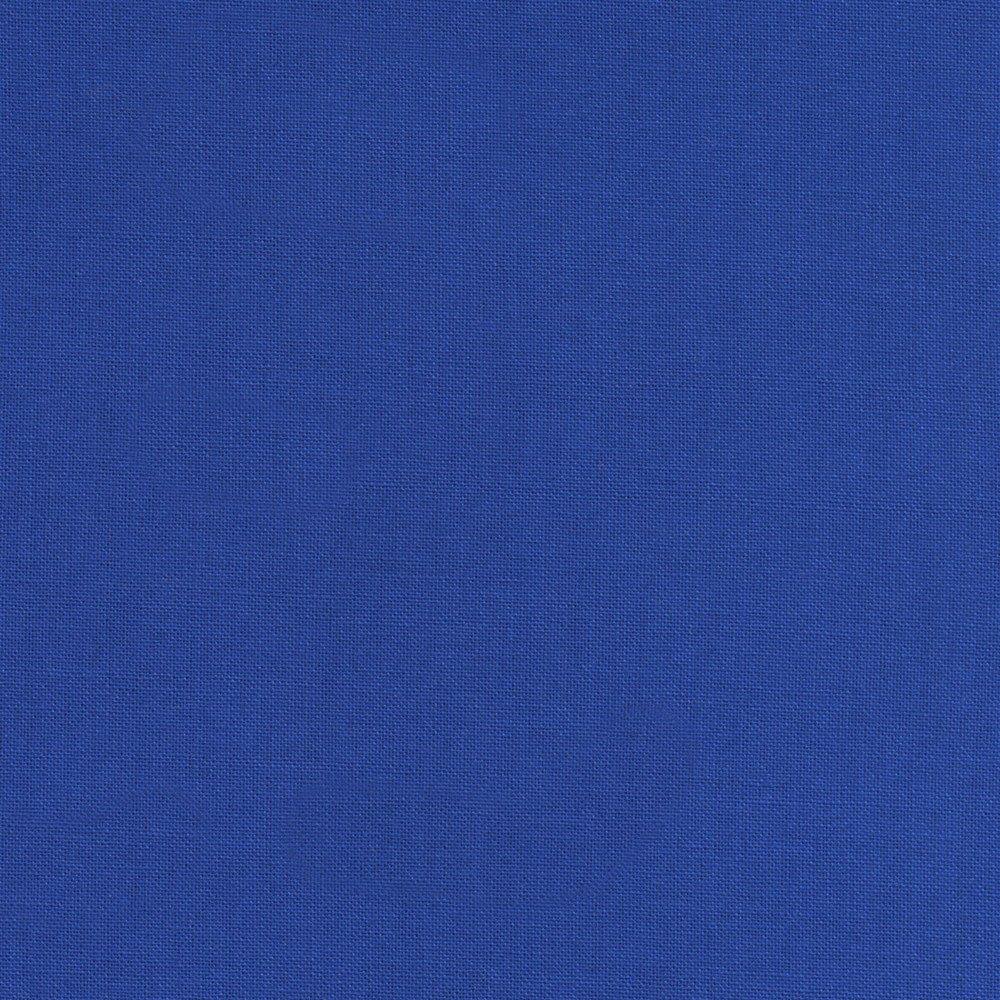 Kona Cotton in Deep Blue for Robert Kaufman