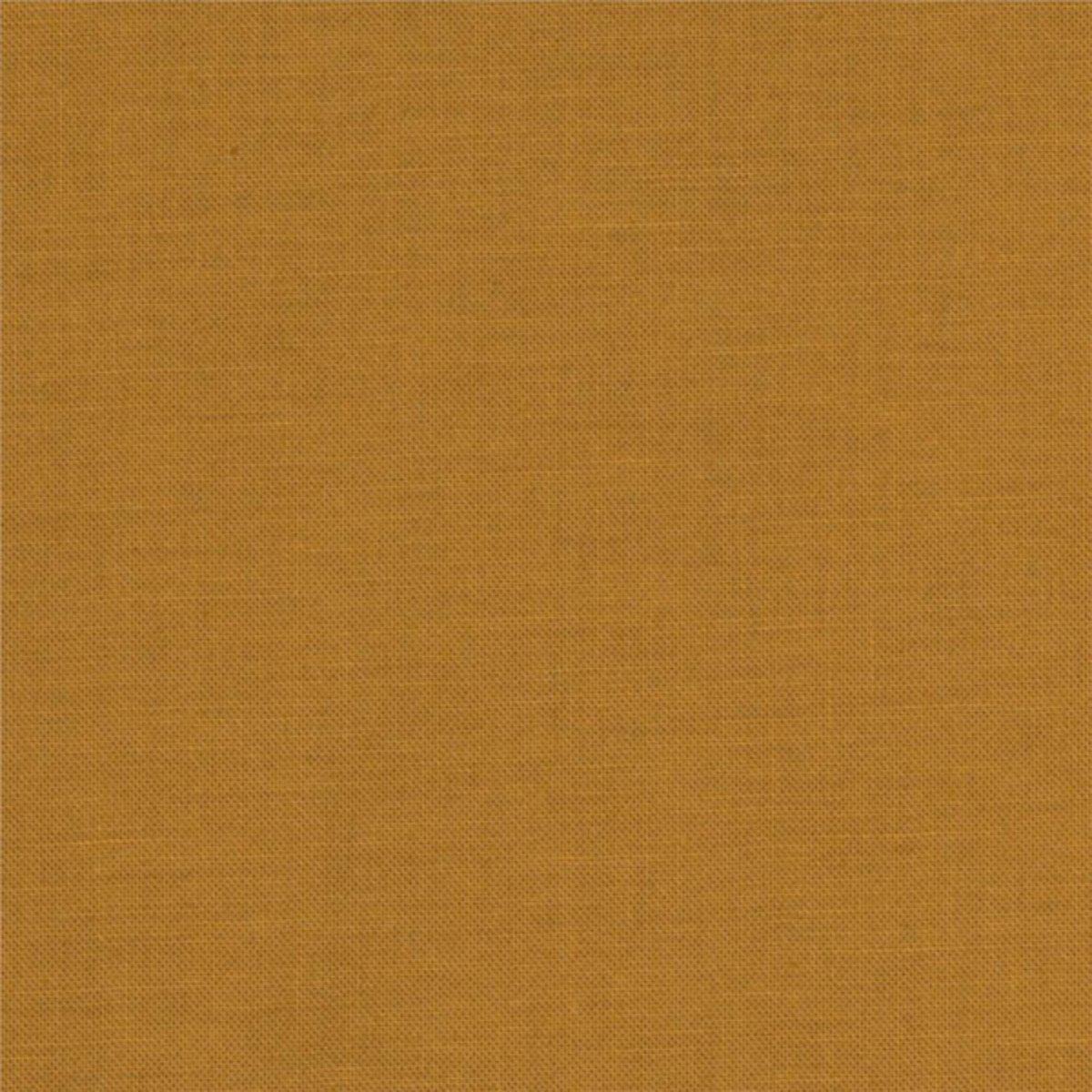 Kona Cotton in Caramel for Robert Kaufman