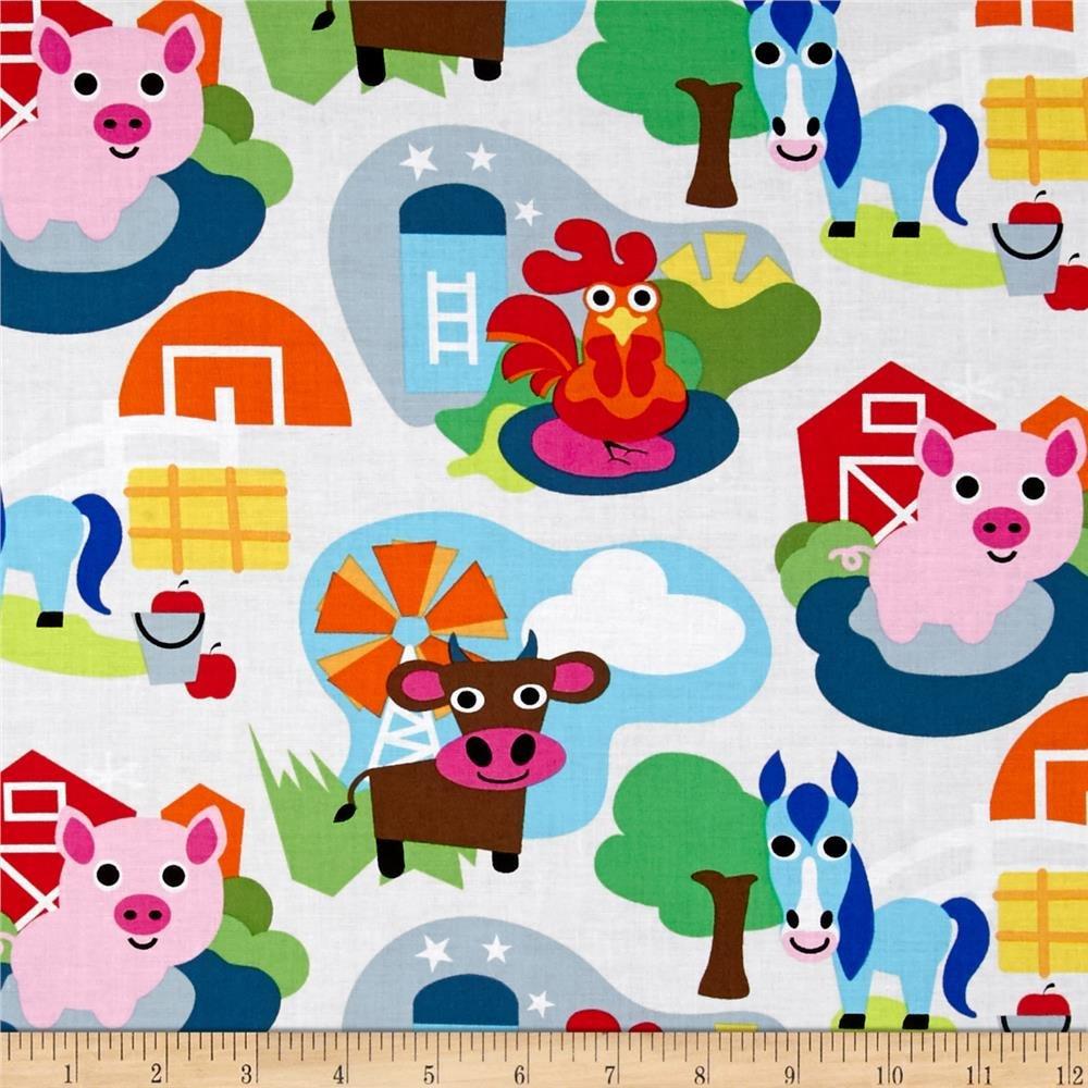 Farm Animal Farm Multi-color