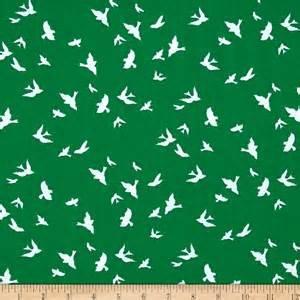 Flight in Green