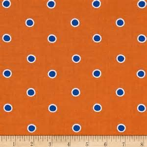 Fox Playground Dots in Orange