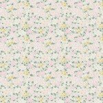 Milk And Honey Flower Patch Gray